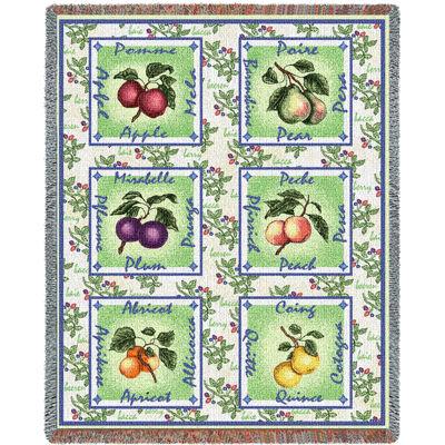 Alsacian Fruit Blanket