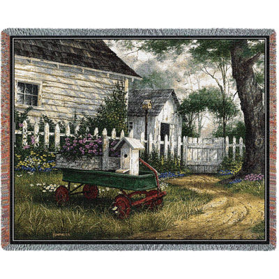Antique Wagon Blanket