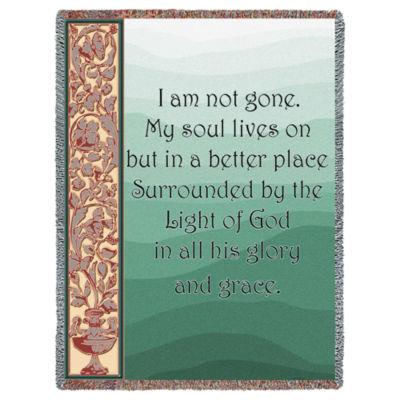 My Soul Lives On Blanket