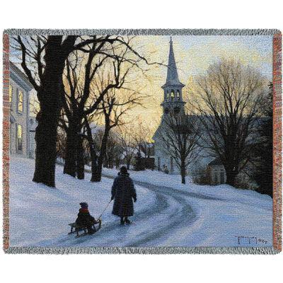 Winters Eve Blanket