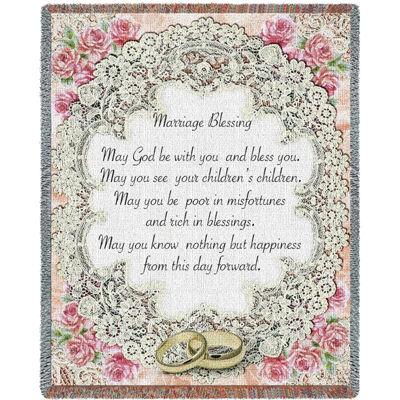 Marriage Blessing II Blanket