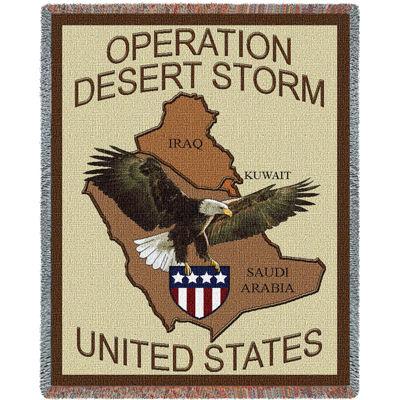 Desert Storm Blanket