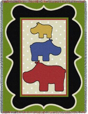 Hippos Blanket