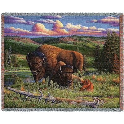 Buffalo Nation Blanket