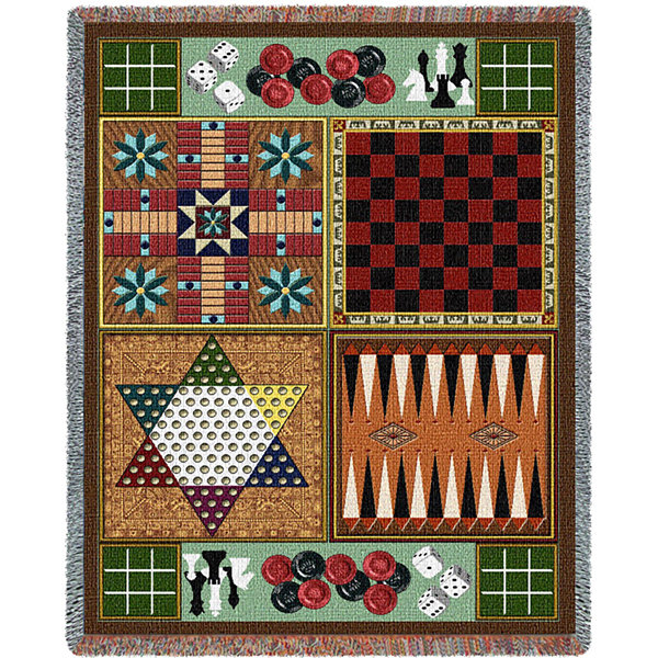 Games Boards Blanket