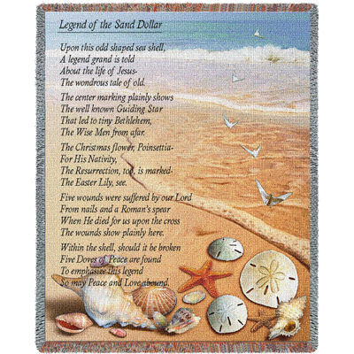 Legend of the Sand Dollar Blanket