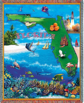 Florida Blanket