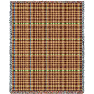 Herringbone Terra Blanket