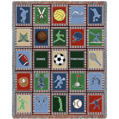Sport Quilt Blanket