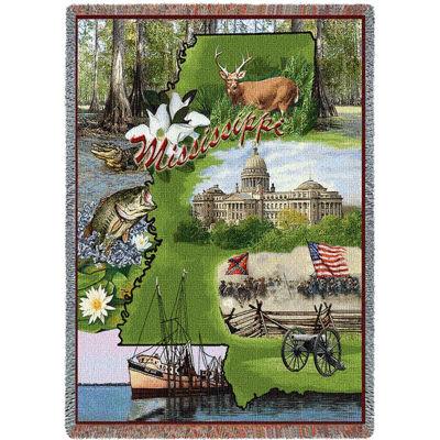 Mississippi 2 Blanket
