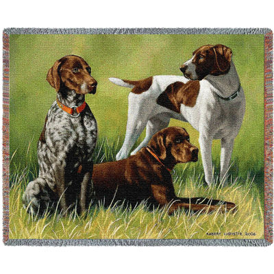 Variations On A Breed Blanket
