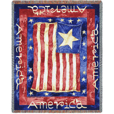 Old Glory Blanket