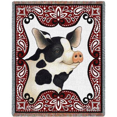Bandana Pig Blanket