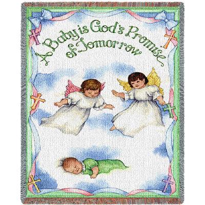 Gods Promise Mini Blanket
