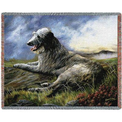 Scottish Deerhound Blanket