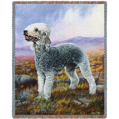 Bedlington Terrier Blanket