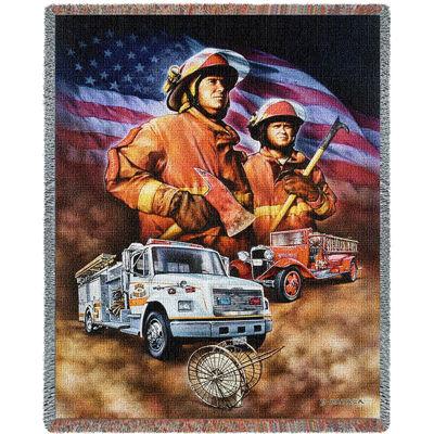 Firefighter Blanket