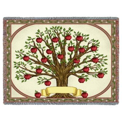 Family Tree Blanket