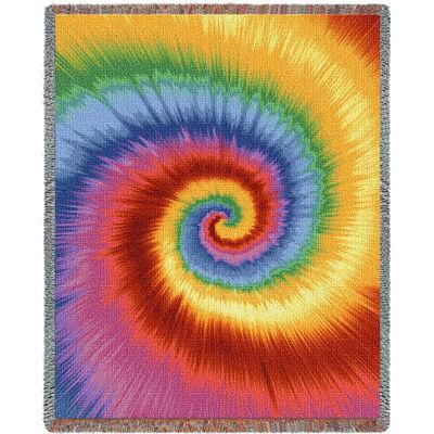 Tie Dye Blanket