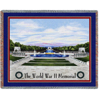 World War II Memorial Blanket