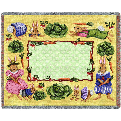 Cabbage Patch Small Blanket