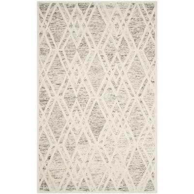 Safavieh Elinor Geometric Hand Tufted Wool Rug