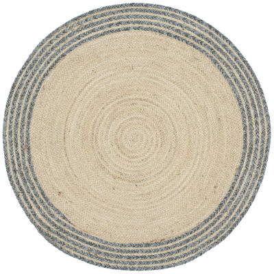 Safavieh Jina Bordered Round Rug