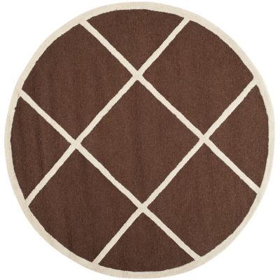 Safavieh Jervis Geometric Hand Tufted Wool Rug
