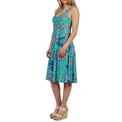 24/7 Comfort Apparel Lyric Dress