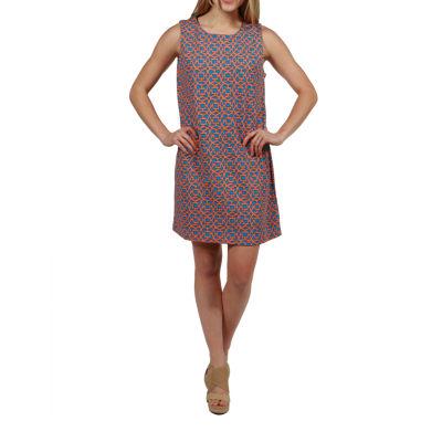 24/7 Comfort Apparel Becca Dress