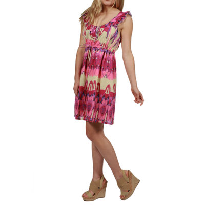 24/7 Comfort Apparel Jessie Dress