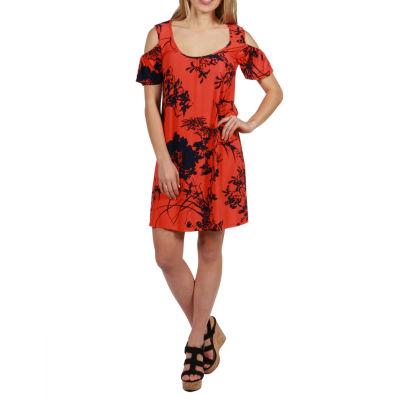 24/7 Comfort Apparel Wren Dress