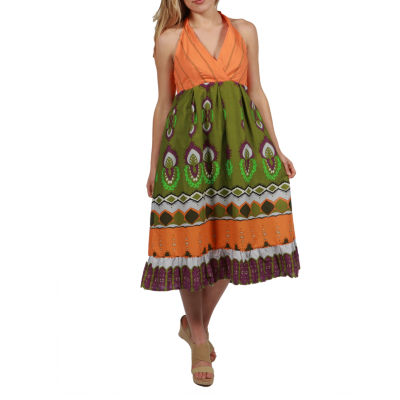 24/7 Comfort Apparel Melinda Dress