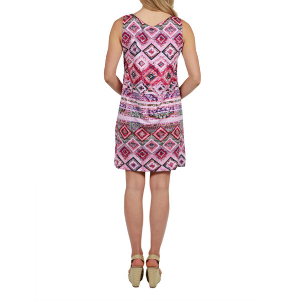 24/7 Comfort Apparel Piper Dress