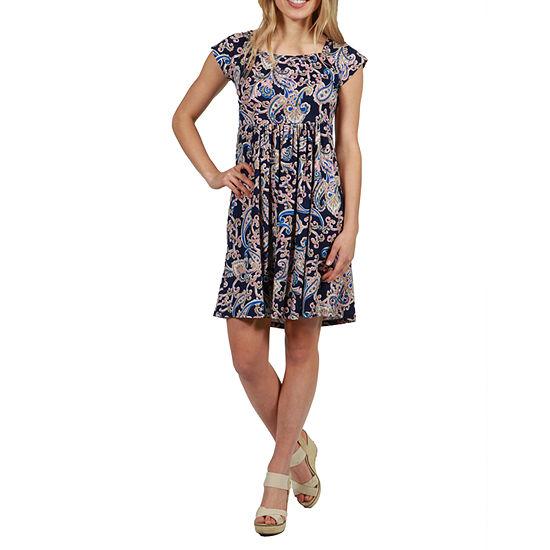 24/7 Comfort Apparel Lucy Dress