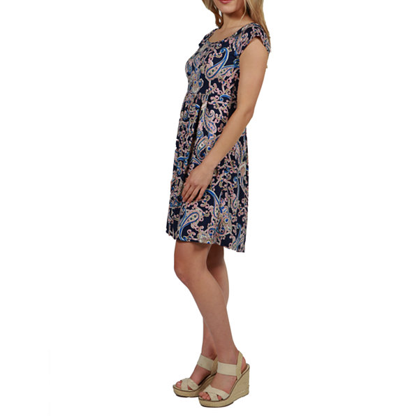 24/7 Comfort Apparel Lucy Dress
