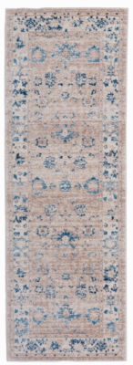 Traditional Oriental Vintage Design Area Rug