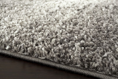 Contemporary Ombre Shag Area Rug