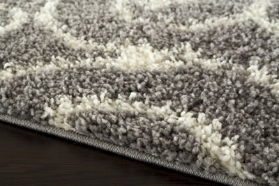 Soft Cozy Solid Shag Area Rug