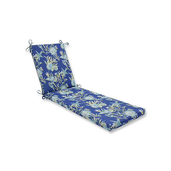 Pillow Perfect Outdoor / Indoor Daytrip Chaise Lounge Cushion 80x23x3