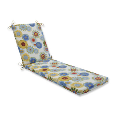 Pillow Perfect Outdoor / Indoor Crosby Chaise Lounge Cushion 80x23x3