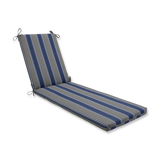 Pillow Perfect Outdoor / Indoor Hamilton Cadet Chaise Lounge Cushion 80x23x3