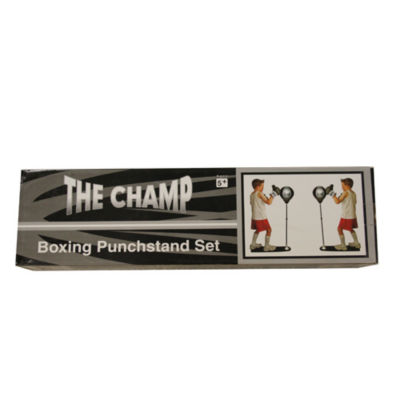 Deluxe Boxing Punchstand Set