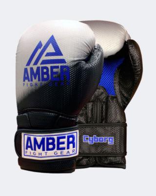 Amber Fight Gear Cyborg 101 Training Gloves