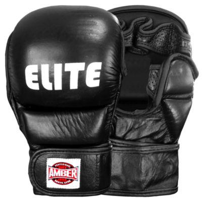 Amber Elite MMA Striking Training Gloves