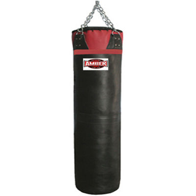 Amber Elite 50lb Synthetic Leather Heavy bag