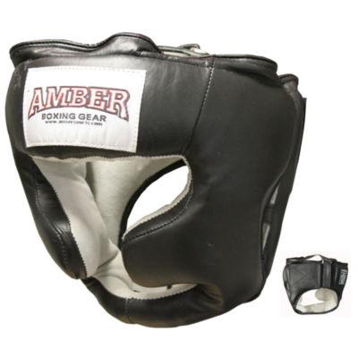Headgear with Cheek Protectors