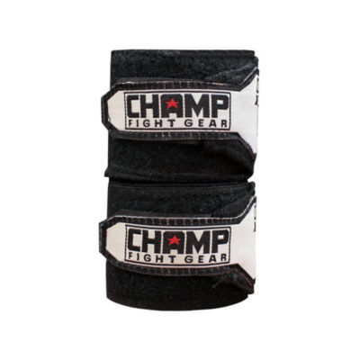 "Champ Elastic 180"" Handwraps"""