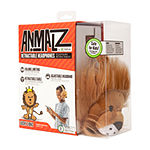 ReTrak Animalz Retractable Lion Headphones