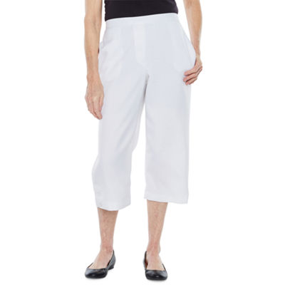 Alfred Dunner Out And About Capris-Petite